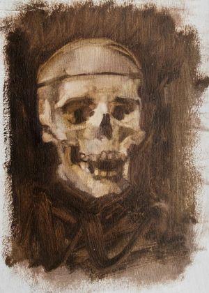 Skull Study 2
