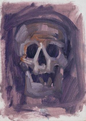 Skull Study 5