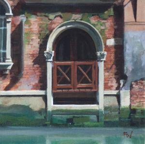 Curved Doorway Venice