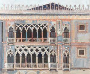 Balcony on the CaD'Oro