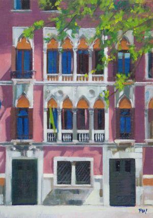 Soranzo Palace Study