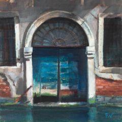 Blue Door Venice