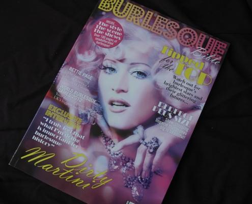 Fräulein Magazine Article - Fiona Wilson