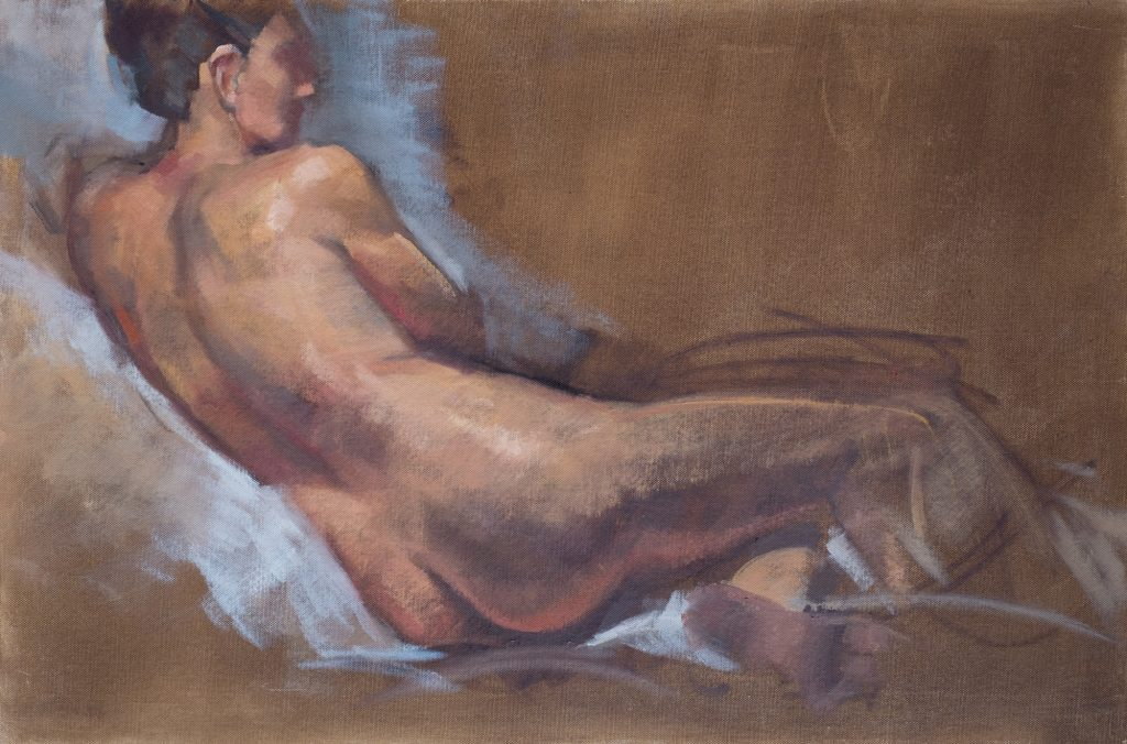 Fine Art Figure Painting