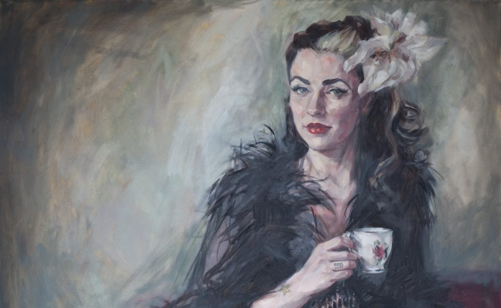 Figure Painting in oils, Printmaking and Portrait Commissions