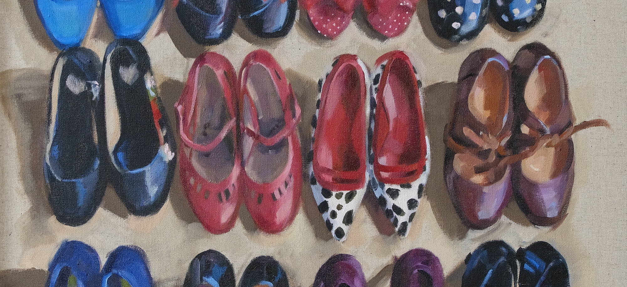 All the Shoes that I loved
