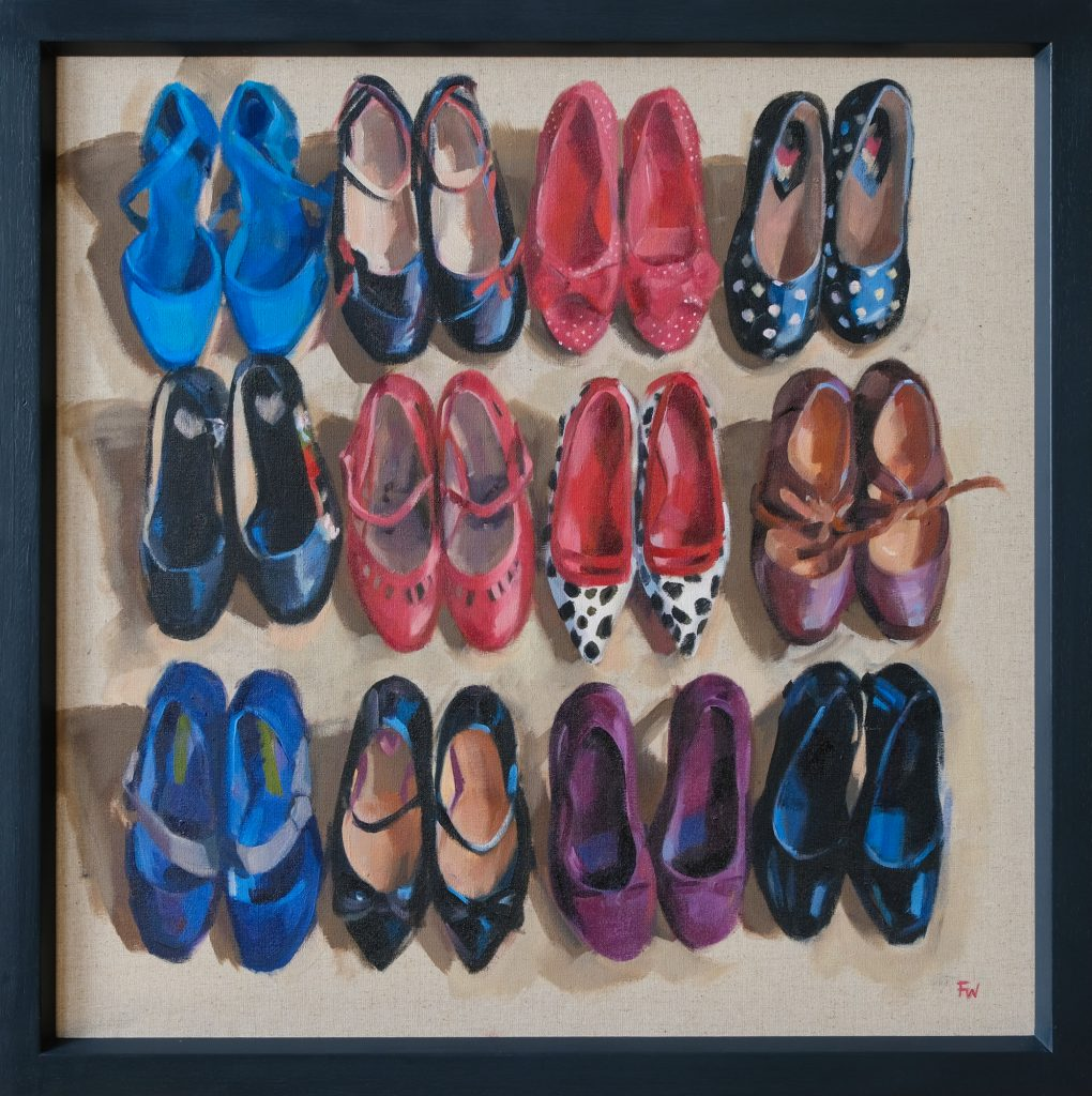 All the Shoes I've Loved