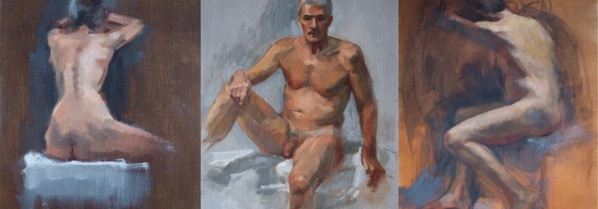 Figure Painting Atelier
