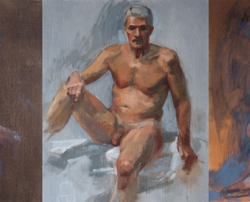 Figure Painting Atelier