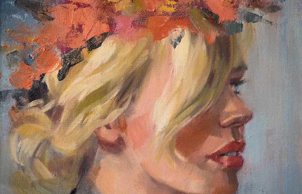 Featured Artist Show at Scotlandart by Fiona Wilson