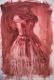 Alizarin Dress Study