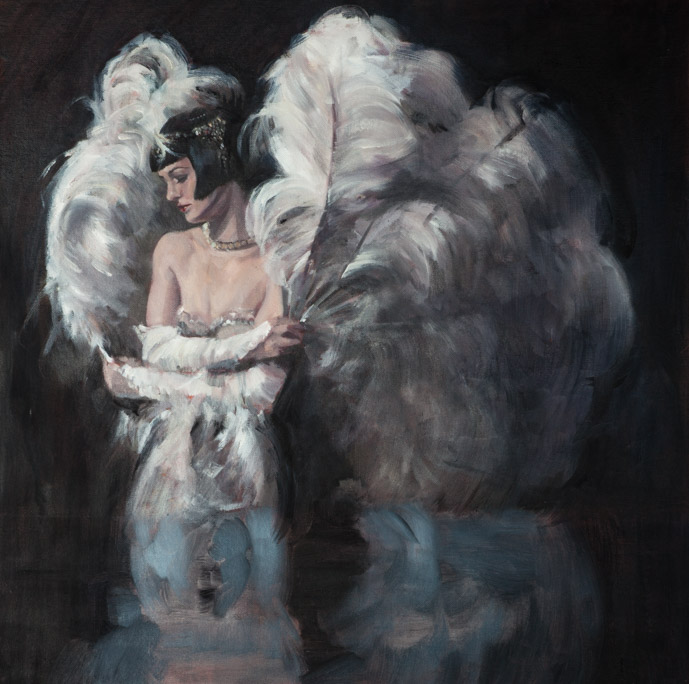 Swan Song - Fiona Wilson Fine Art