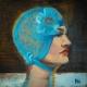 Cyan Seas Swimcap
