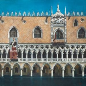 Fiona Wilson Art - Acqua Alta
