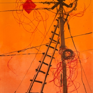 Fiona Wilson Art - Communication Lines