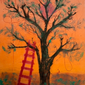 Fiona Wilson Art - The Kite Tree