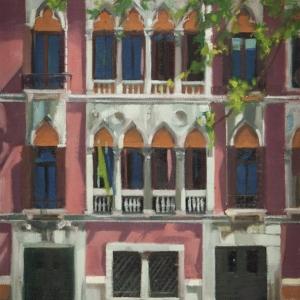 Fiona Wilson Art - Soranzo Palace Study