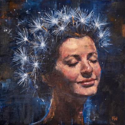 Fiona Wilson Art - Time to Dream